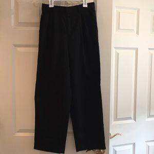 Boys Dark Navy Dress Pants - Size 14